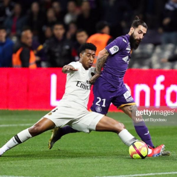 Great performance by Jimmy Durmaz in Toulouse unlucky 0-1 defeat vs French giants PSG. World class striker Kylian Mbappe scored the winning goal in the 74th minute.