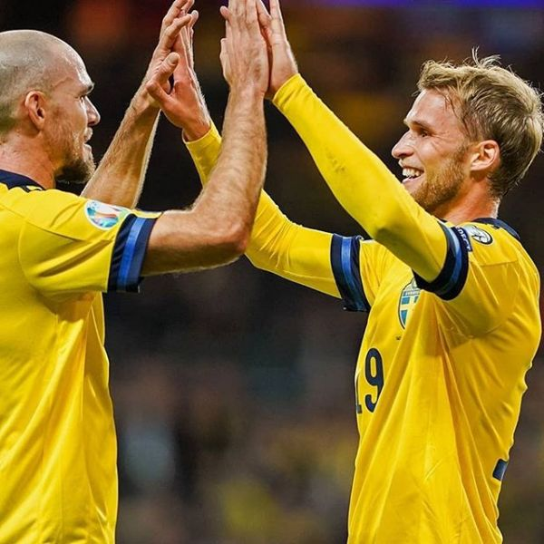 Great goal by Union Berlin Star Sebastian Andersson in Sweden's 3-0 win vs Faroe Island. Sebastian have now scored 3 goals in 9 games for Sweden. Well done Sebastian.