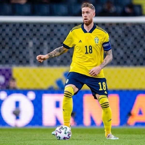 Captain Jansson.🇸🇪💯