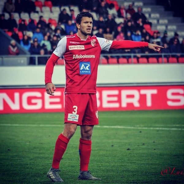 Great to see Sion defender Mattias Andersson back in the starting lineup after being out injured. Unfortunately Sion lost with 3-4 vs Swiss Champions BSC Young Boys.