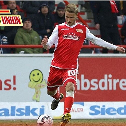 Sebastian Andersson scored his 11th goal of the season in Union Berlin's 2-2 draw vs Regensburg. Union Berlin stays on the third (play off) place in the German Second League. Keep up the good work Sebastian.