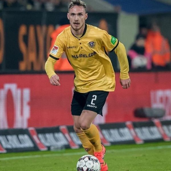 "Linus Wahlqvist played a great game and had one assist in Dynamo Dresden""s 3-1 win vs Erzgebirge Aue tonight. Well done Linus, keep up the good work."
