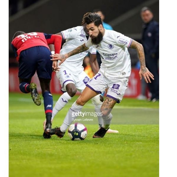 FC Toulouse star Jimmy Durmaz played a great game in Toulouse 2-1 away win vs Lille. Well done Jimmy. #mdmplayers #mdmtransfers
