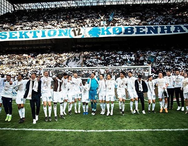 FC Copenhagen are Champions of Denmark for the 13th time. Congratulations to the club and especially to @jwind10 and @anton_sson