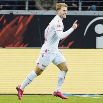 Swedish National team striker Sebastian Andersson scored his 11th goal of the season in Union Berlins 1-3 away defeat vs Freiburg. Only 4 players have scored more goals then Sebastian in the Bundesliga this season. Well done Seb.