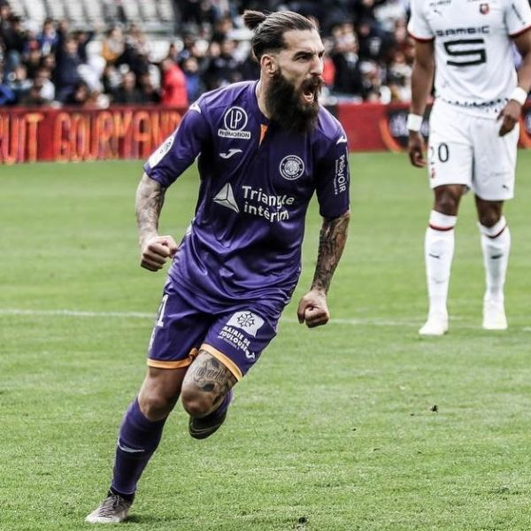 Swedish National team player and FC Toulouse star Jimmy Durmaz had a great game with 1 goal and 1 assist in Toulouse 2-2 draw vs Rennes tonight. Well done Jimmy.