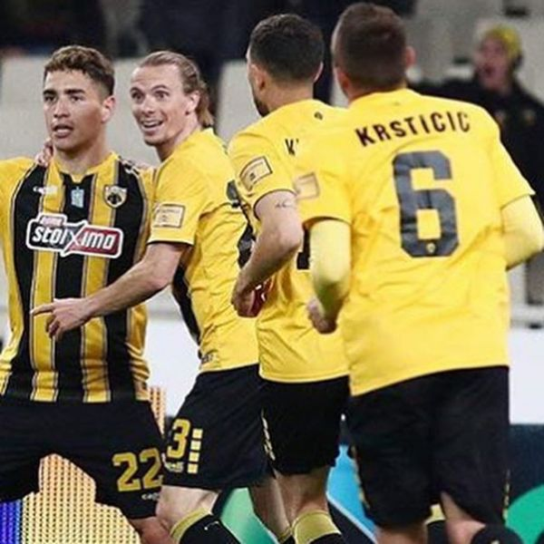 Niklas Hult and his AEK defeated PAS Lamia FC with 2-0 in the Semifinal of the Greek cup and will now face PAOK in the Greek Cup final.