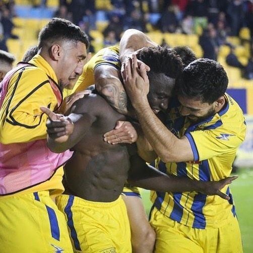 Alhassan Crespo Kamara scored his second and third goal of the season in Panaitolikos 2-1 win over Greek Champions AEK. Well done Crespo. Keep up the good work. #mdmplayers #mdmtransfers