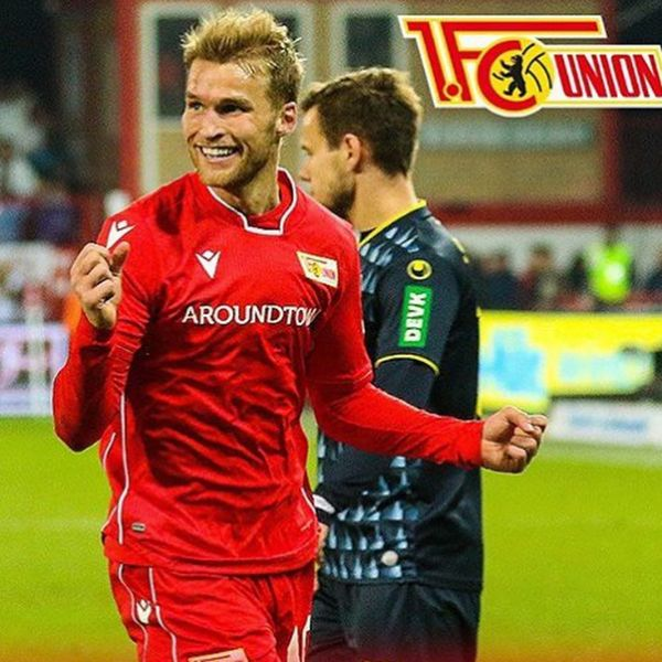 Union Berlin Star and Swedish National team player Sebastian Andersson just signed a new 2.5 year contract with Union Berlin. Sebastian have so far this season scored 8 goals and 1 assist in the Bundesliga. Congratulations Sebastian. Keep up the great work.