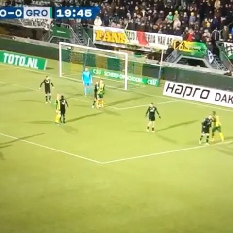FC Groningen and Swedish U21 winger Gabriel Gudmundsson scored his second goal of the season in FC Groningen's 1-1 draw vs ADO Den Haag yesterday. Well don Gabriel.