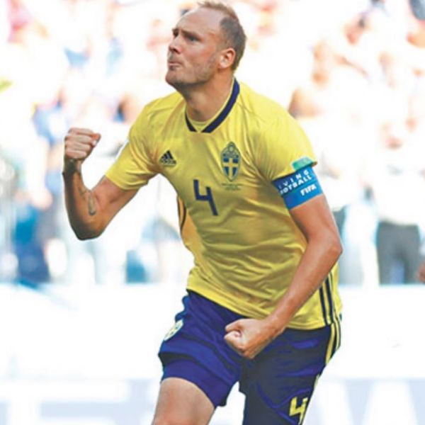 Swedish National team Captain Andreas Granqvist is turning 35 years old today. He has played in the Premier League, Serie A, Eredevisie and in the Russian Premier League. As a Captain Andreas guided Sweden to the Quarterfinals in the World Cup 2018 and to the Euro 2020/2021. Happy Birthday Andreas.