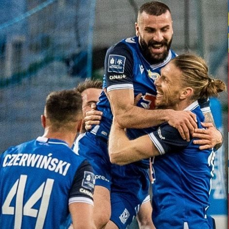 Lech Poznan Star Mikael Ishak scored his 20th goal of the season. Well done Mikael. 💯🚀