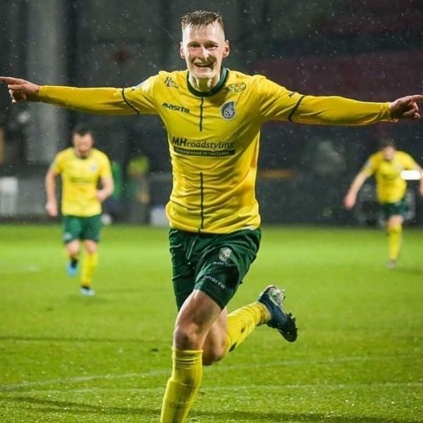 Fortuna Sittard striker Rasmus Karjalainen had a great game and scored one goal when F.Sittard defeated Zwolle with 3-0 in the Dutch Cup! Well done Rasmus, keep up the good work.