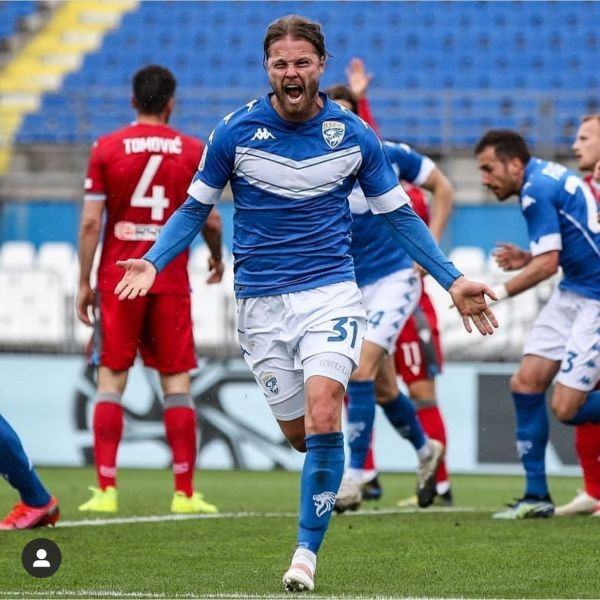 Great goal and performance by Breccia star Birkir Bjarnarson in Breccia's 3-1 win yesterday. It was Birkirs 5th goal of the season. Keep up the great work Birkir. 💯👏🏽